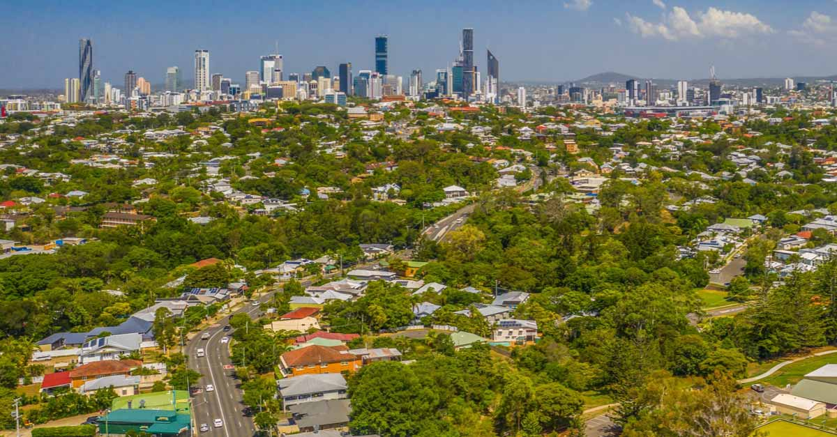 Brisbane Leading the Property Recovery